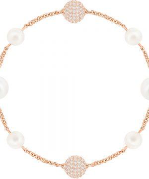 Swarovski Swarovski Remix Collection Mixed White Crystal Pearl, Rose gold plating