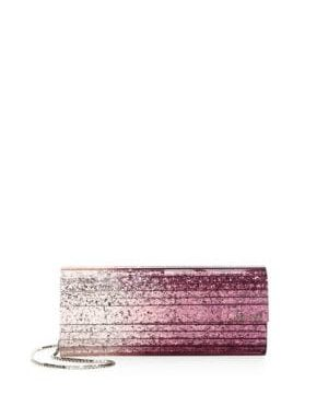 Sweetie Dégradé Glitter Clutch