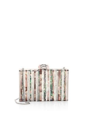 Tall Slender Shell Striped Abalone Clutch
