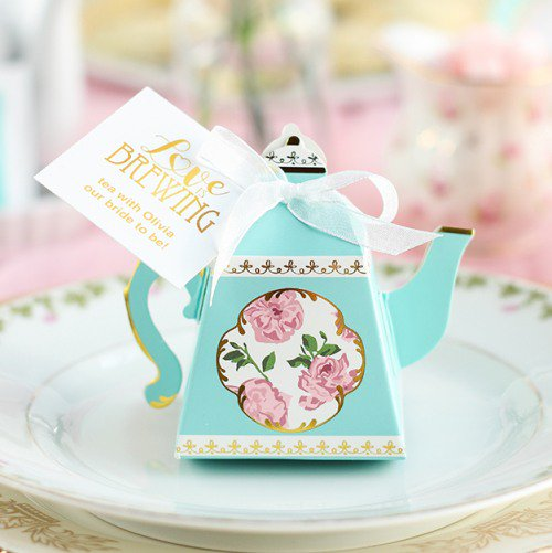 Teapot Favor Box