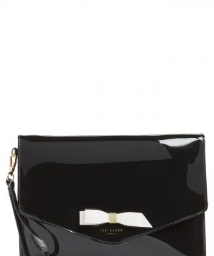 Ted Baker London Cersei Envelope Clutch - Black