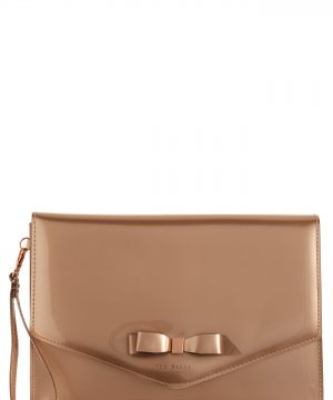 Ted Baker London Cersei Envelope Clutch - Pink