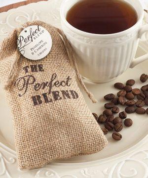 The Perfect Blend Burlap Bag (Set of 12)