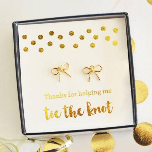 Tie the Knot Earrings