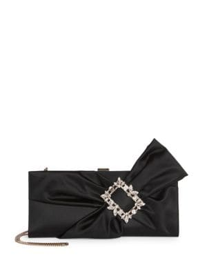 Trianon Buckle Clutch