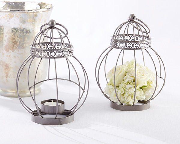 Vintage Bird Cage Lantern