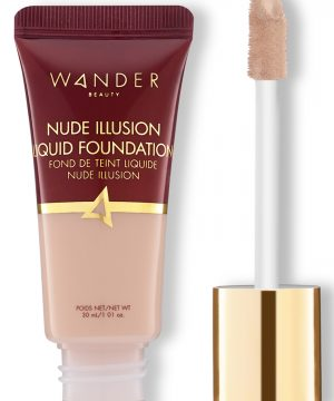 Wander Beauty Nude Illusion Foundation - Fair