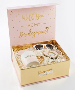Will You Be My Bridesmaid Box Kit