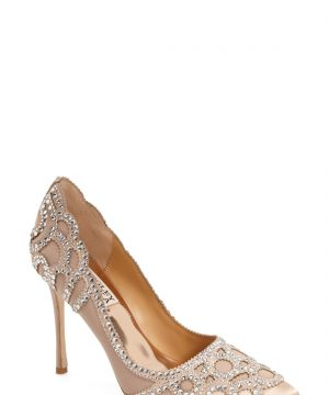 Women's Badgley Mischka 'Rouge' Pointy Toe Pump