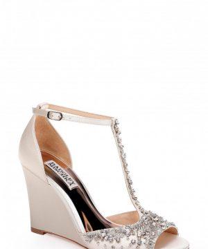 Women's Badgley Mischka Sarah T-Strap Sandal