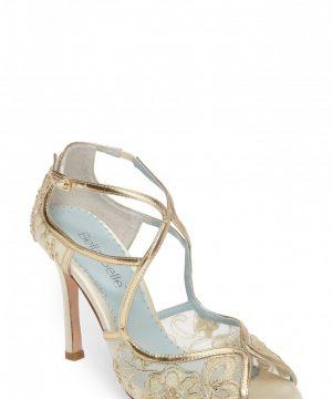 Women's Bella Belle Tess Peep Toe Sandal