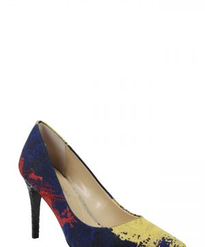 Women's J. Renee 'Maressa' Pointy Toe Pump, Size 7 B - Blue