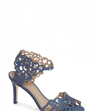 Women's Klub Nico 'Moxie 3' Sandal, Size 9 M - Blue