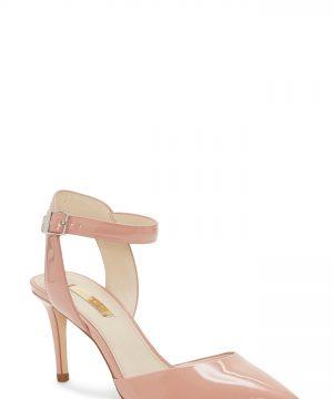 Women's Louise Et Cie Kota Ankle Strap Pump, Size 9 M - Pink