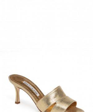 Women's Manolo Blahnik Iacopo Mule Sandal