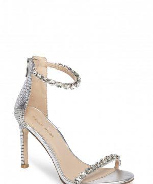 Women's Pelle Moda Frisk Embellished Sandal