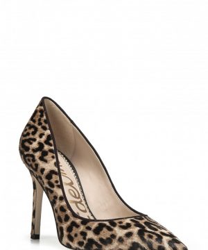 Women's Sam Edelman Hazel Pointy Toe Pump, Size 9.5 M - Brown