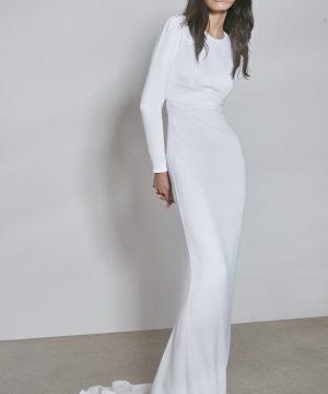 Women's Stella Mccartney Ruby Cutout Sheath Gown
