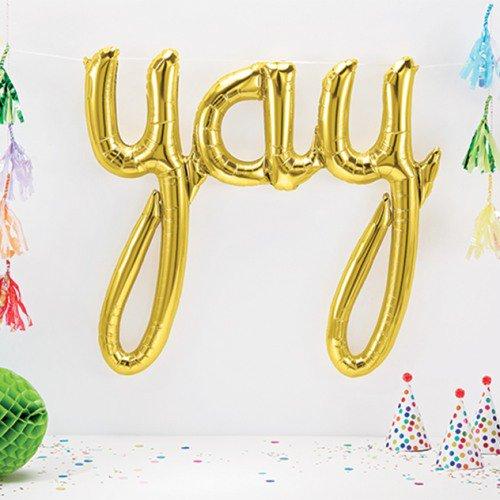 Yay Script Balloon
