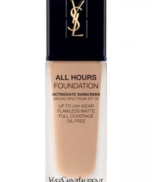 Yves Saint Laurent All Hours Full Coverage Matte Foundation Spf 20 - B30 Almond