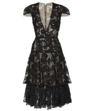 Concert lace dress