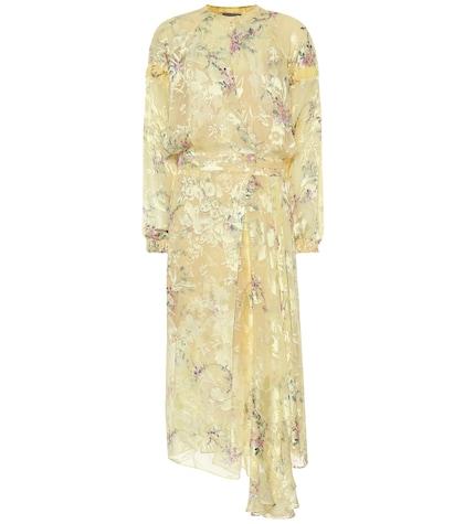 Doreen floral midi dress
