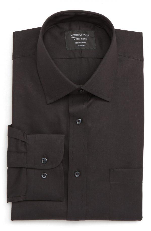Men's Nordstrom Men's Shop Classic Fit Non-Iron Dress Shirt