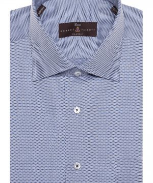 Men's Robert Talbott Tailored Fit Geometric Dress Shirt