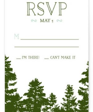 Mountain View RSVP Postcards