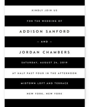 lan Wedding Invitations