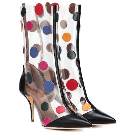 x Emanuel Ungaro Katoucha ankle boots