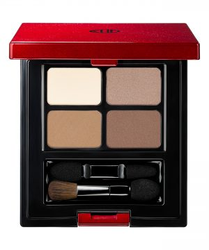 Koh Gen Do Maifanshi Mineral Eyeshadow Palette - 01 Warm/brown