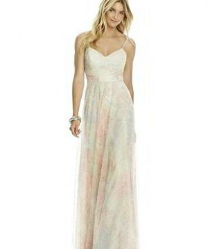 Special Order After Six Bridesmaid Dress 6766PRNT