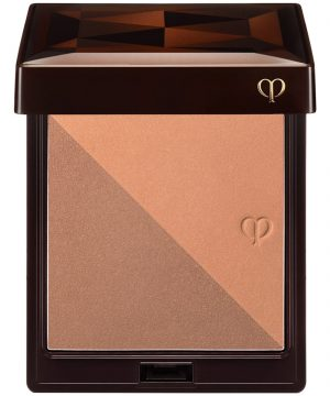 Cle De Peau Beaute Bronzing Powder Duo - 2