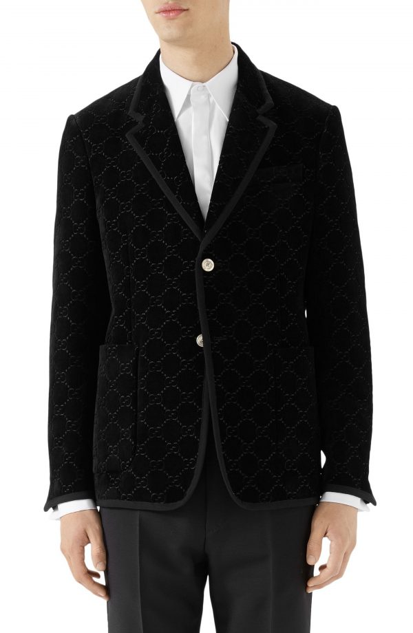 Men's Gucci Velvet Dinner Jacket