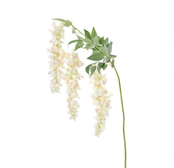 """Artificial Abutilon Pictum Flower 43"""" - 24 Pieces - Blush"""