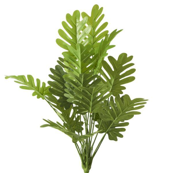 Artificial Fig Leaf Bunch - 48 Pieces