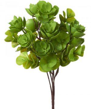 Artificial Portulaca Molokiniensis Succulent Plant Bunch - 48 Pieces
