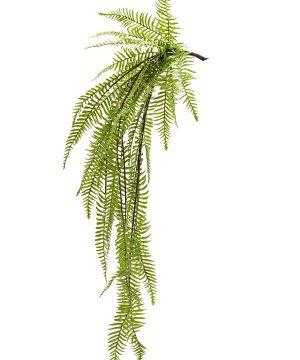 """Artificial Pteridium Aquilinum Plant - 44"""" - 12 Pieces"""