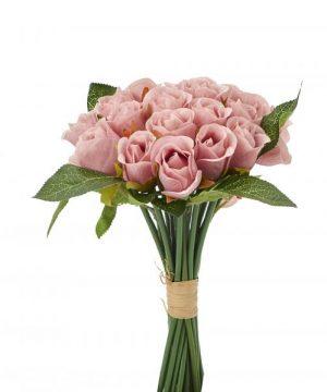 Artificial Rose Bud - 480 Individual Roses! - Mauve