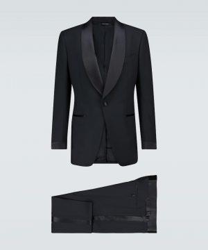Atticus shawl-collar tuxedo