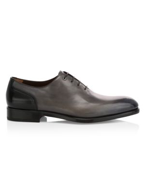 Barclay Lace-Up Leather Dress Shoes