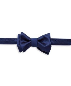 COLLECTION Texture Silk Bow Tie