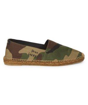 Camo Espadrille Shoes
