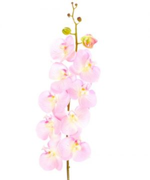 """Decostar Artificial Orchid 44"""" - 6 Pieces - Pink"""