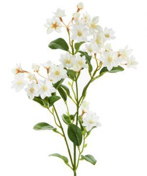 """Decostar Artificial flower Branch 6¼ x 25"""" - 36 Pieces - White"""