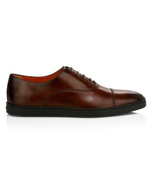 Durbin Lace-Up Leather Dress Shoes