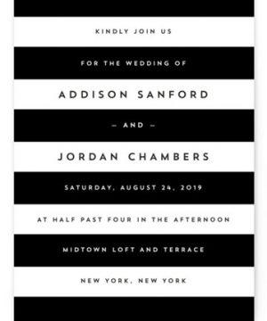 Elan Wedding Invitations
