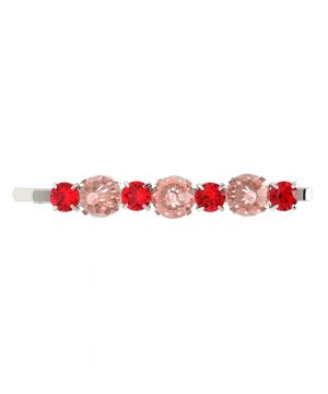 Exclusive to Mytheresa - Crystal-embellished hair clip
