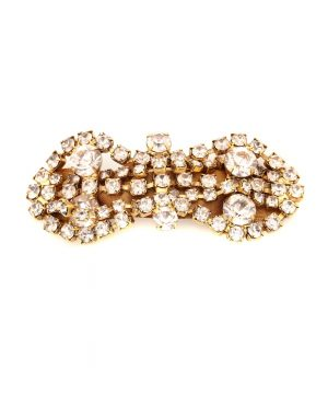 Exclusive to Mytheresa - Mia crystal hair clip